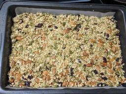 Healthy & Homemade Energy Bars