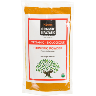 web ready bob turmeric powder 200g