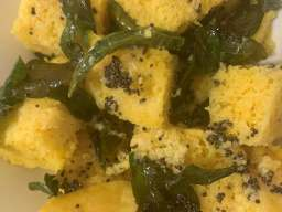 Recipe: Homemade Khaman Dhokla