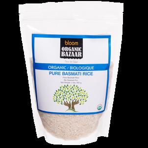 Bloom Organic Pure Basmati Rice